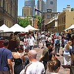 The Rocks Market Sydney, Australia