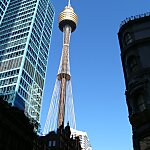 Sydney Tower Sydney, Australia