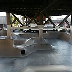 Burnside Skatepark Portland, Oregon, USA