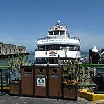 Alcatraz Island Ferry Terminal San Francisco, USA