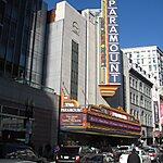 Emerson College – Paramount Theatre Boston, USA
