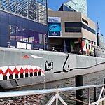 USS Torsk Baltimore, USA