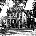 Leland Stanford Mansion State Historic Park Sacramento, California, USA