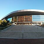 Alexander Memorial Coliseum in McCamish Pavilion Atlanta, USA