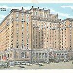 Fairmont Olympic Hotel Seattle, USA