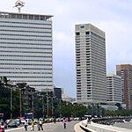 Marine Drive Mumbai, India