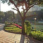 Pherozeshah Mehta Gardens (Hanging Gardens) Mumbai, India