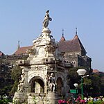 Flora Fountain Mumbai, India