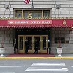 Fairmont Copley Plaza, Boston Boston, USA
