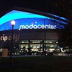 Moda Center Portland, Oregon, USA