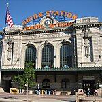 Denver Union Station Denver, USA
