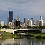 Lincoln Park Chicago, USA