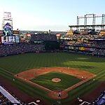 Coors Field Denver, USA