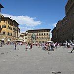 Piazza della Signoria Florence, Italy