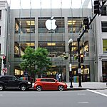 Apple Boston, USA