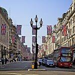 Regent Street London, United Kingdom