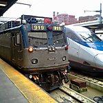 South Station (MBTA) Boston, USA