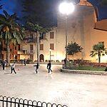 Piazza Guglielmo Marconi Naples, Italy