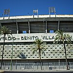 Estadio Benito Villamarín Seville, Spain