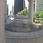 Bagley Memorial Fountain Detroit, USA