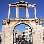 Πύλη του Αδριανού Athens, Greece