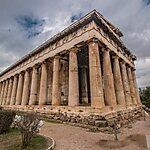 Ναός του Ηφαίστου Athens, Greece