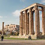 Ναός του Ολυμπίου Διός Athens, Greece