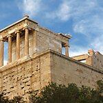 Ναός Αθηνάς Νίκης Athens, Greece