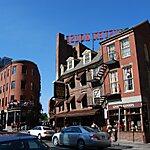 Union Oyster House Boston, USA