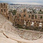 Ωδείο του Ηρώδου του Αττικού Athens, Greece