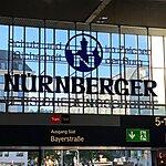 Hauptbahnhof Munich, Germany