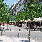 Οδός Αθηνάς Moschato, Greece