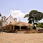 holy cross church grounds Mumbai, India