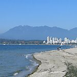Kitsilano Beach Vancouver, Canada