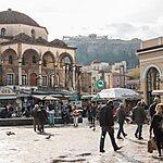 Υπαίθρια αγορά Μοναστηρακίου Athens, Greece