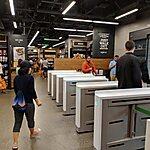 Amazon Go Seattle, USA