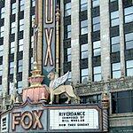 Fox Theatre Detroit, USA