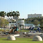 Curtis Hixon Park Tampa, USA