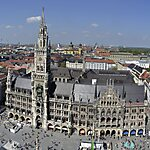 Neues Rathaus Munich, Germany