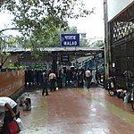 Malad Railway Station Mumbai, India