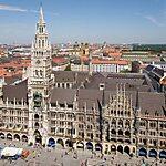 Marienplatz Munich, Germany