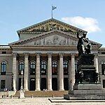 Bayerisches Nationaltheater Munich, Germany