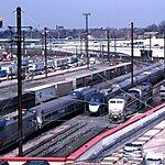 Philadelphia - 30th Street Station Philadelphia, USA