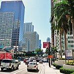Brickell Avenue Miami, USA