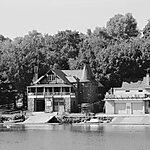 Undine Barge Club Philadelphia, USA