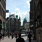 Kalverstraat Amsterdam, Netherlands