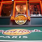 Hard Rock Café Paris, France