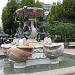 Fontana delle Tartarughe Rome, Italy