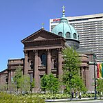 Cathedral of Saints Peter and Paul Philadelphia, USA