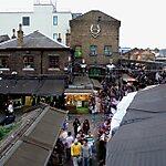 Camden Market London, United Kingdom
